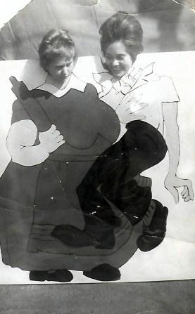 Universiteit van Pretoria, 1 Mei 1962. Jool!