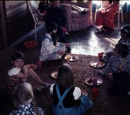 Annelize, Irene circa Mei 1974